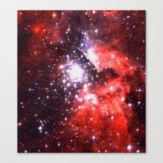 Lucky Stars Canvas Print