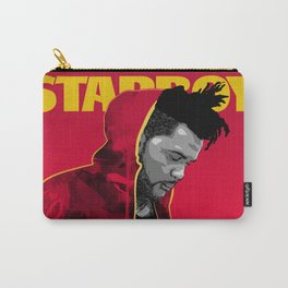 """The Weeknd """"Starboy"""" Carry-All Pouch"""