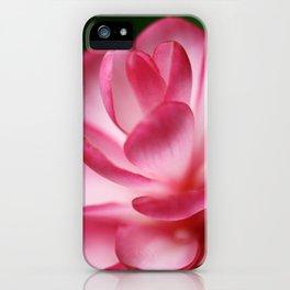 Hawaiian Ginger iPhone Case