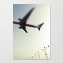 Flight4 Canvas Print