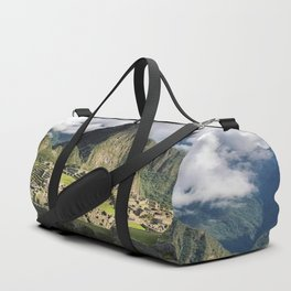 Machu Picchu, Peru Duffle Bag