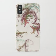 Harvest Winds Fractal iPhone X Slim Case