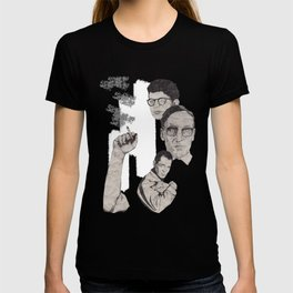 Burroughs, Ginsberg and Kerouac T-shirt