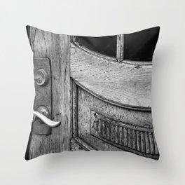Secret Passage Throw Pillow
