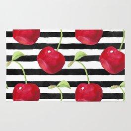Cherry pattern Rug