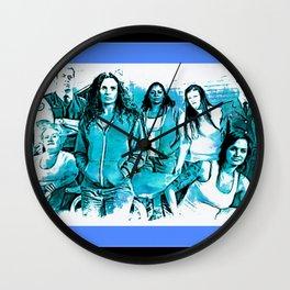 Wentworth Cast Wall Clock