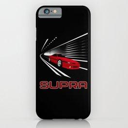 Supra Mk3 iPhone Case
