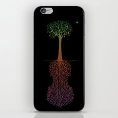 Rooted Sound IV iPhone & iPod Skin