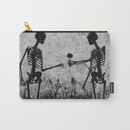 skeleton lovers Carry-All Pouch