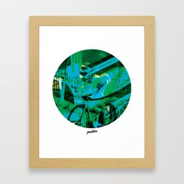 Astana Colours Framed Art Print