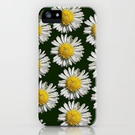 daisy mania iPhone Case