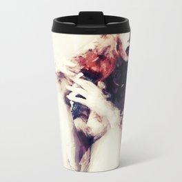 _alone Metal Travel Mug