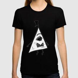 Bill Schiffer - The secret of Gravity Falls (2) T-shirt