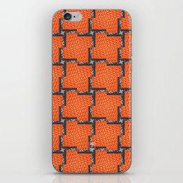 Fragment collection : Orange ! iPhone Skin