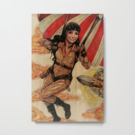 The Aviator Metal Print