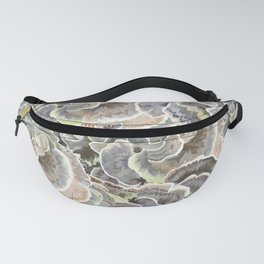 Forest Floor: Turkey Tail Fungi Fanny Pack