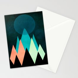 mountain 256 Stationery Cards