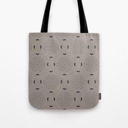 Mascara Rosette Lace Tote Bag