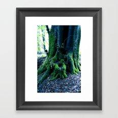 Cloven Foot Framed Art Print