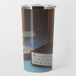Vintage Speakers 1 Travel Mug