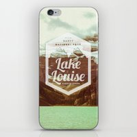 canada iPhone & iPod Skins featuring CANADA by Anna Trokan