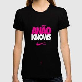Anão Knows - WiFIW!! Series T-shirt