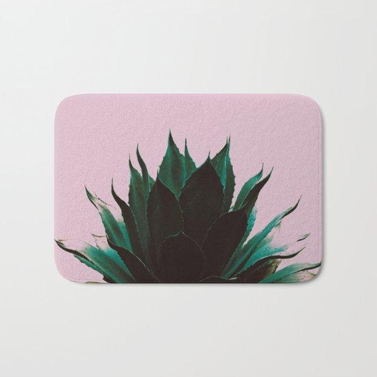 Succulent Bath Mat