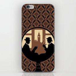 Sherlock Holmes iPhone Skin