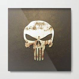 punisher Metal Print