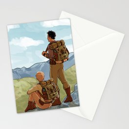 Adventurers Stationery Cards