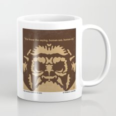 No270 My PLANET OF THE APES minimal movie poster Mug