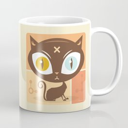 The cat did it... Coffee Mug