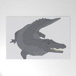 Orinoco Crocodile Welcome Mat