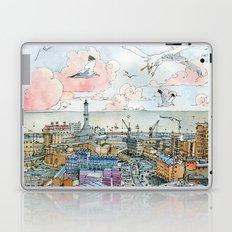 Genova e la Lanterna Laptop & iPad Skin