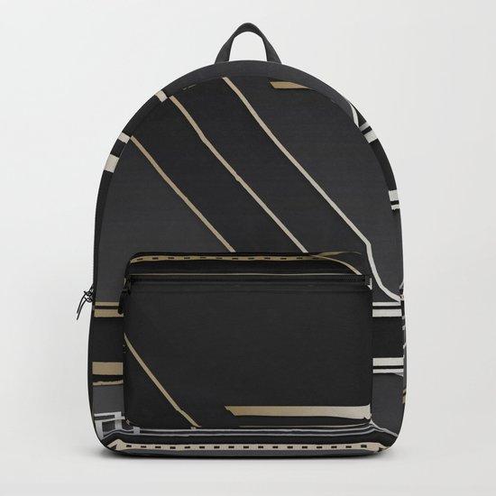 Art deco design IV Backpack
