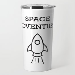 Space Adventure Travel Mug