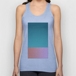 Sunset in Muscat #2 Unisex Tank Top
