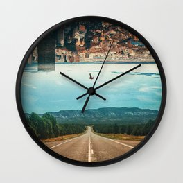The Dropout Wall Clock