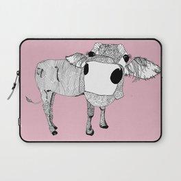 Cowface Laptop Sleeve