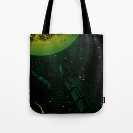What a Ride! Tote Bag
