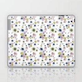 Florence White Laptop & iPad Skin