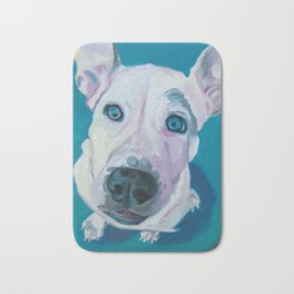 Patches o'Houlihan Dog Portrait Bath Mat
