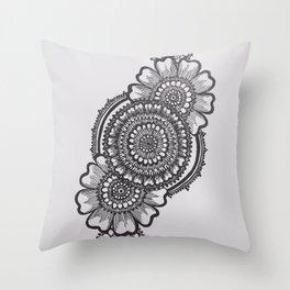 Sneha (Love) #1 Throw Pillow