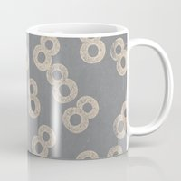 number Mugs featuring Number Eight by sinonelineman