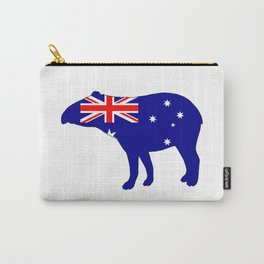 Australian Flag - Tapir Carry-All Pouch