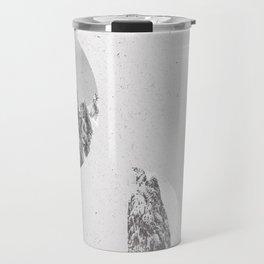 monochromatic Travel Mug