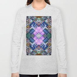 Hong Kong Kaleidoscope 03 Long Sleeve T-shirt