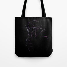 Saren Arterius - Mass Effect Tote Bag