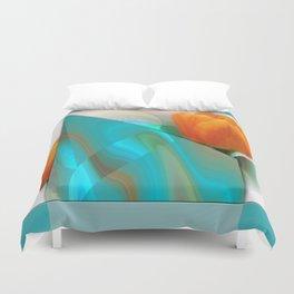 Tulip Sunrise Duvet Cover