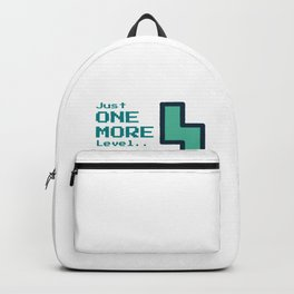 Just One More Level... Backpack